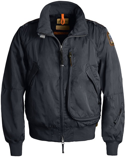 Parajumpers PJS Passport Jacket Black Mens