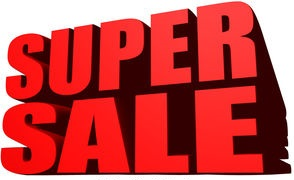 Super Sale 50-70% Off