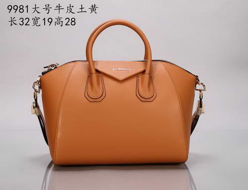 Givenchy 9981 Tan Bag