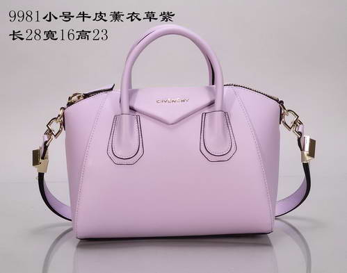 Givenchy 9981 Purple Bag